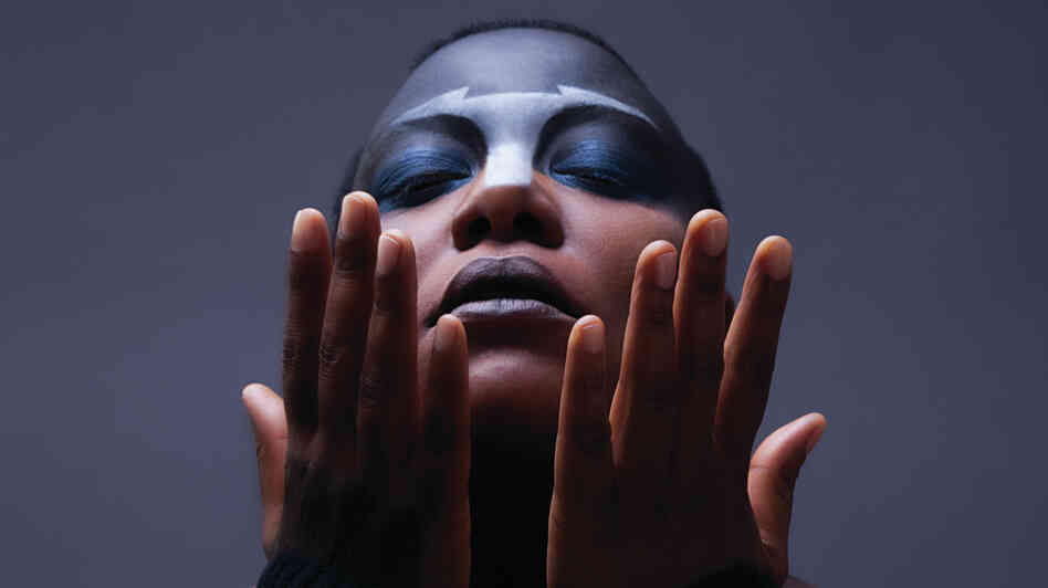 Meshell Ndegeocello's latest album is Comet, Come To Me.