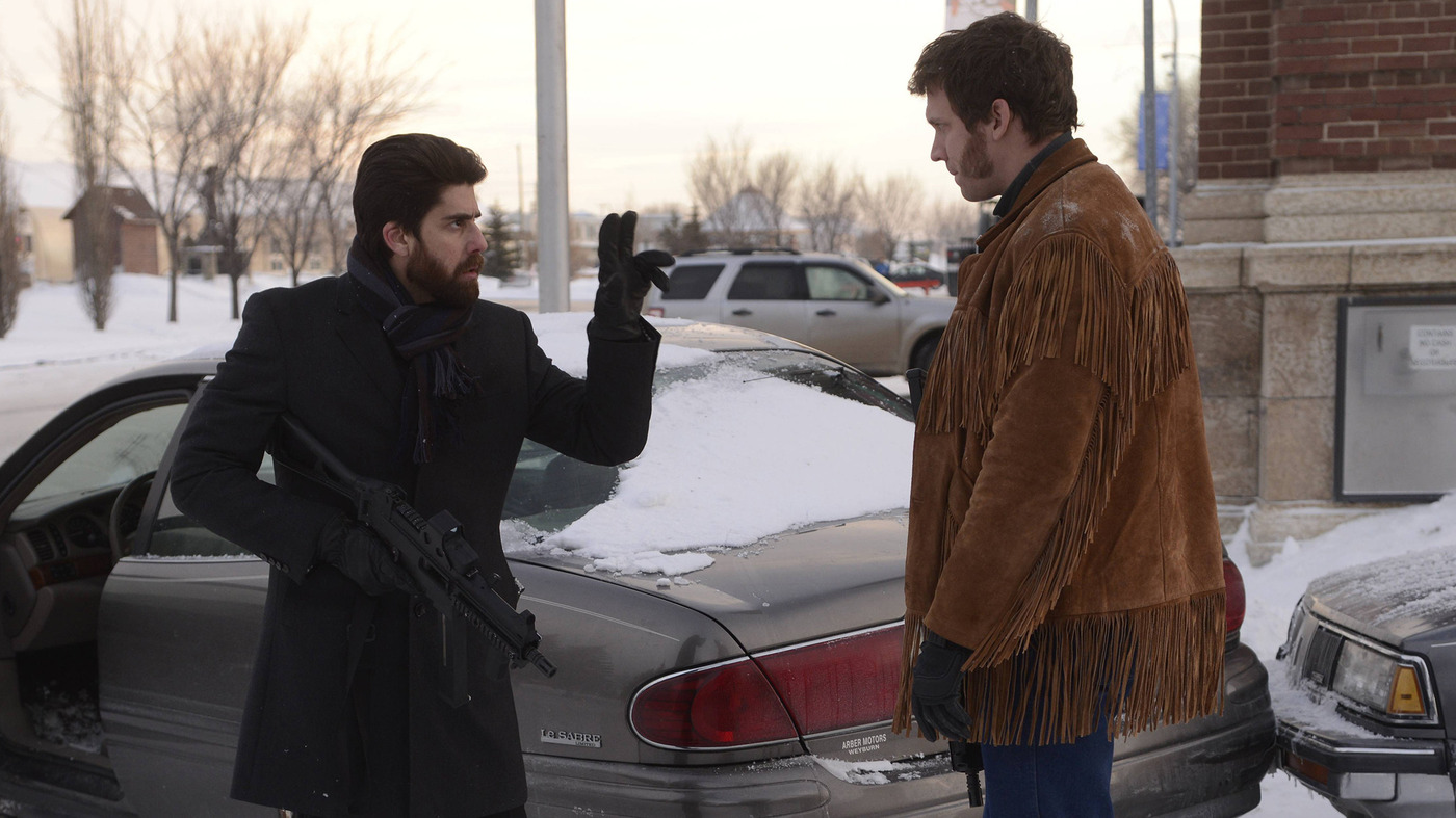 in fargo a deaf actor gets his chance to be wicked npr