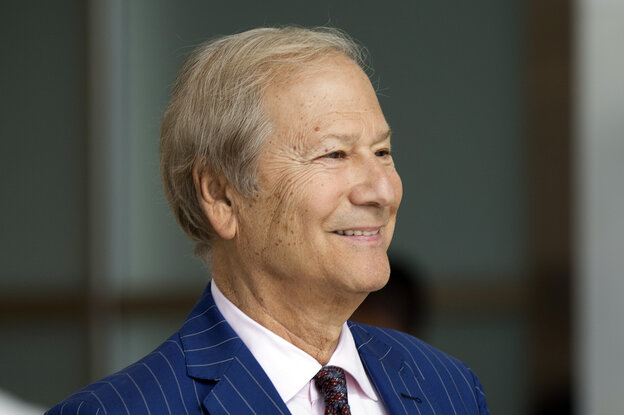 Businessman Lewis Katz was among the seven people killed
