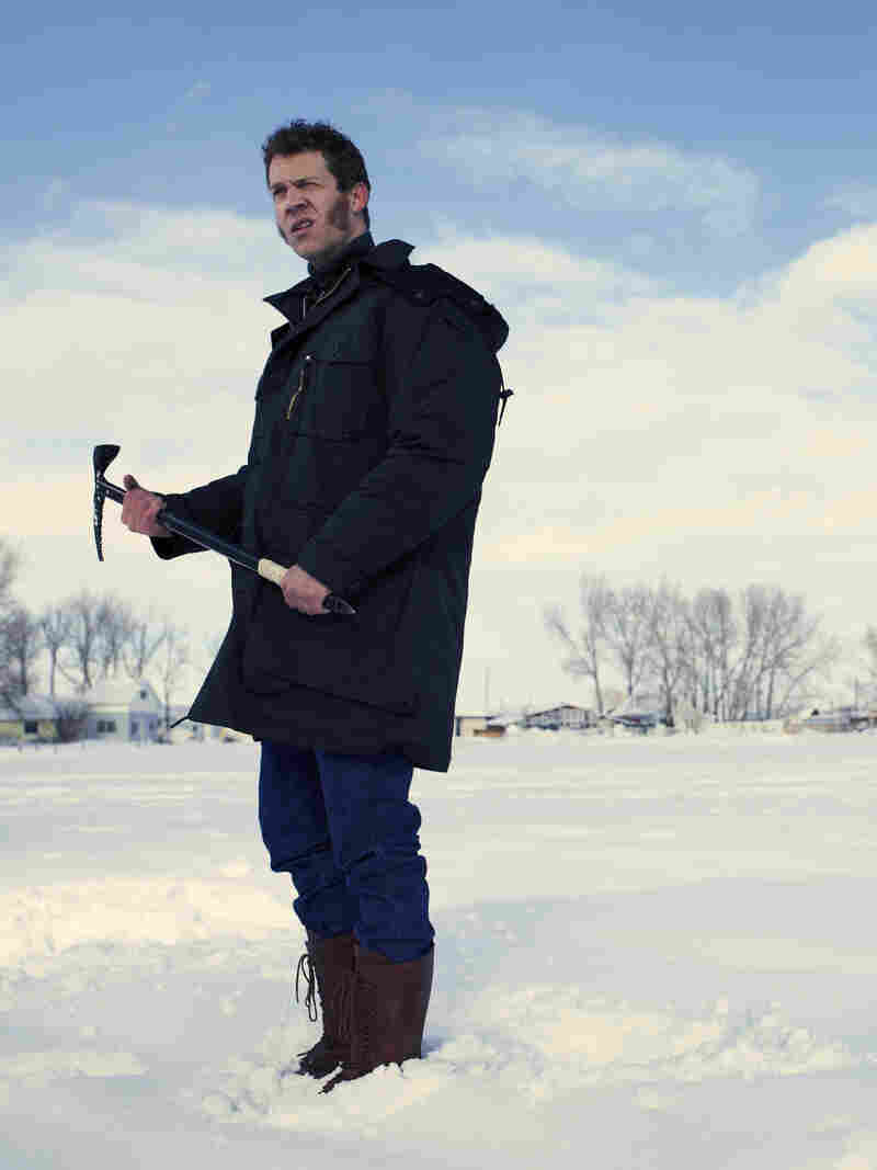 """""""The character is not really specific about being deaf, or having any related deaf issues,"""" Russell Harvard says. """"It's just Fargo, period."""""""