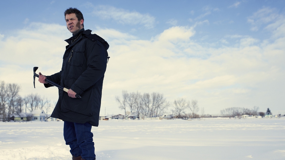 """The character is not really specific about being deaf, or having any related deaf issues,"" Russell Harvard says. ""It's just <em>Fargo</em>, period."""