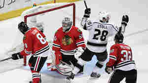 L.A. Kings Earn Shot At Stanley Cup With Win Over Chicago Blackhawks