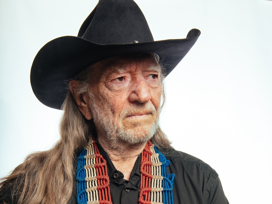 Willie Nelson's new album, Band of Brothers, comes out June 17.