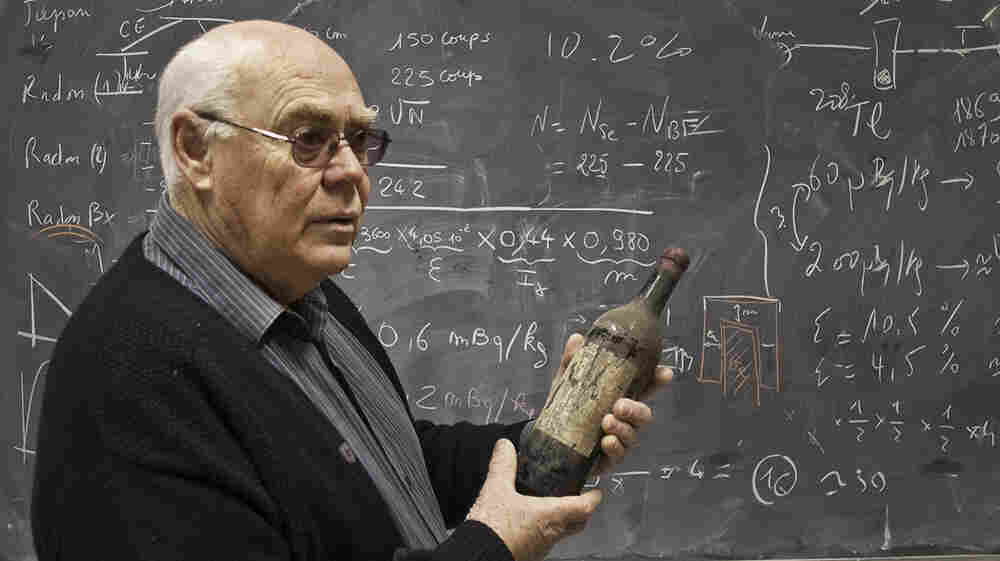 How Atomic Particles Helped Solve A Wine Fraud Mystery