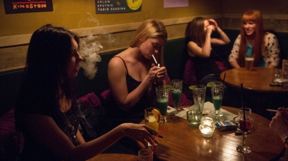 Russia S Smokers Must Take It Outside As Ban Begins The