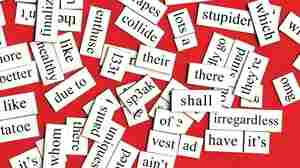 From Lunch (n.) To Balding (adj.), Some Words Are Just 'Bad English'