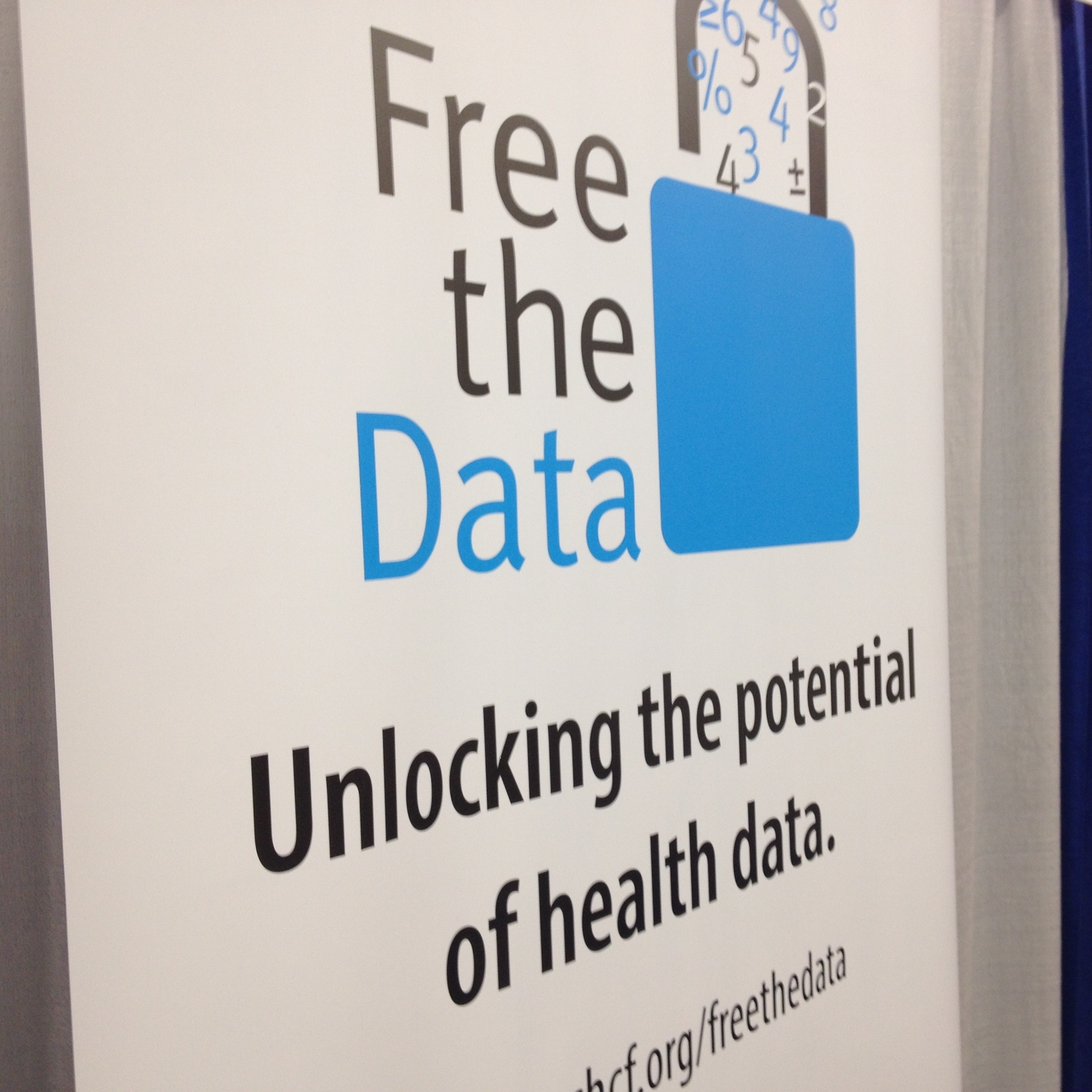 The California Health Care Foundation is lobbying for improved access to health data in the public domain.