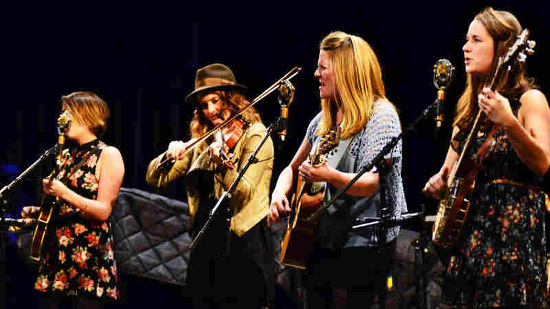 Della Mae On Mountain Stage