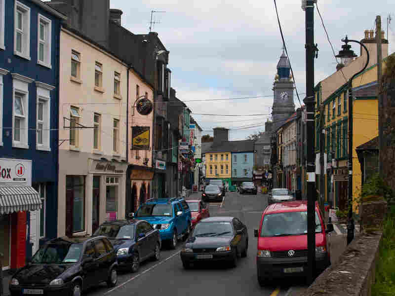 The Irish town of Tuam was home to the St. Mary's Mother and Ba