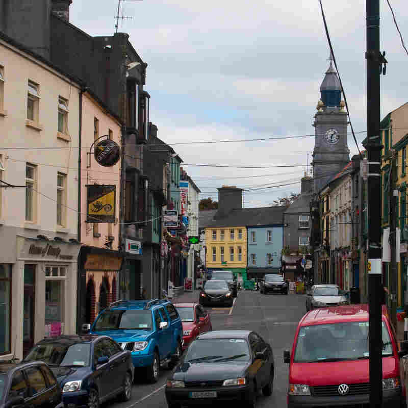 In Ireland, Allegations Of A Mass Grave At Old Home For Unwed Mothers