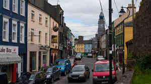 "The Irish town of Tuam was home to the St. Mary's Mother and Baby Home, known locally as ""the Home."""