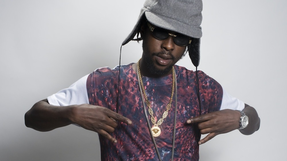 First Listen: Popcaan, 'Where We Come From' : NPR