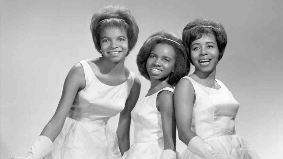 "The Dixie Cups in New York City in 1964, the year the group's song ""Chapel of Love"" hit No. 1 on the charts."