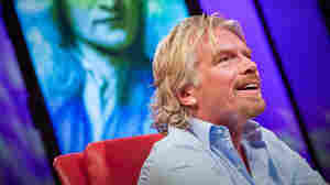 """When the rocket stops, you will be in space, there will be complete silence, you will unbuckle, you will float around"" — Richard Branson"