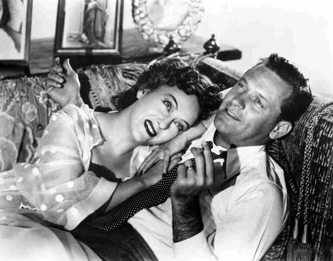 The 1950 film Sunset Boulevard, starring Gloria Swanson and William Holden, is one of the 54 movies Kenneth Turan says should not be missed.
