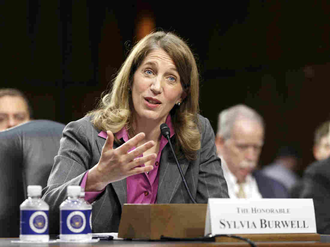 Sylvia Mathews Burwell won Senate approval as the new secretary of health and human services.