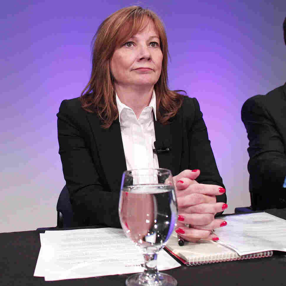 GM Review Found 'History Of Failures' In Ignition Switch Debacle, CEO Says