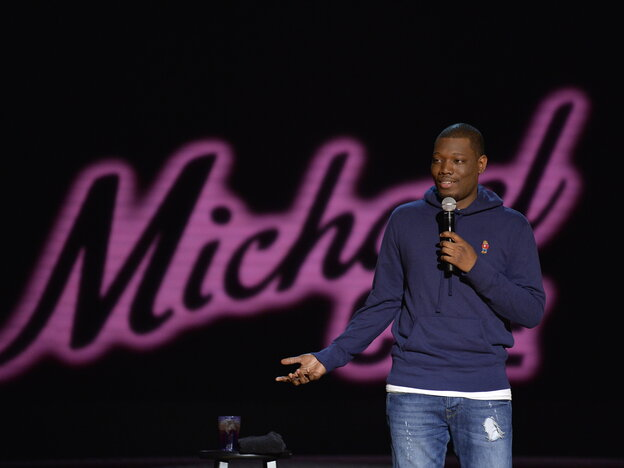 The Daily Show recently debuted its newest correspondent, Michael Che.