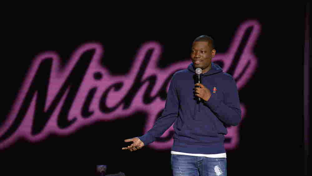 For Comic Michael Che, 'Comfortable' Comedy Won't Fly