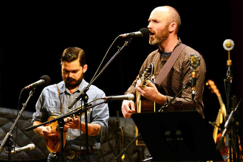 Cahalen Morrison and Eli West.