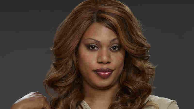 Laverne Cox of Netflix's Orange is the New Black.