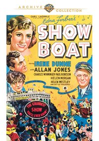 Showboat DVD cover