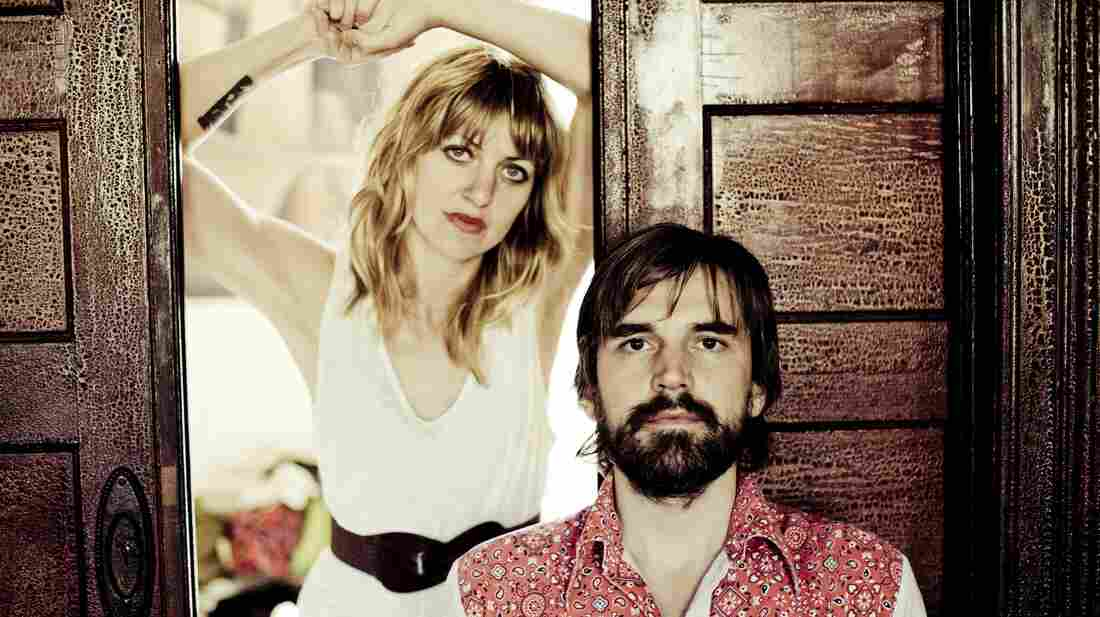 Anais Mitchell and Jefferson Hamer's collaborative album is titled Child Ballads.