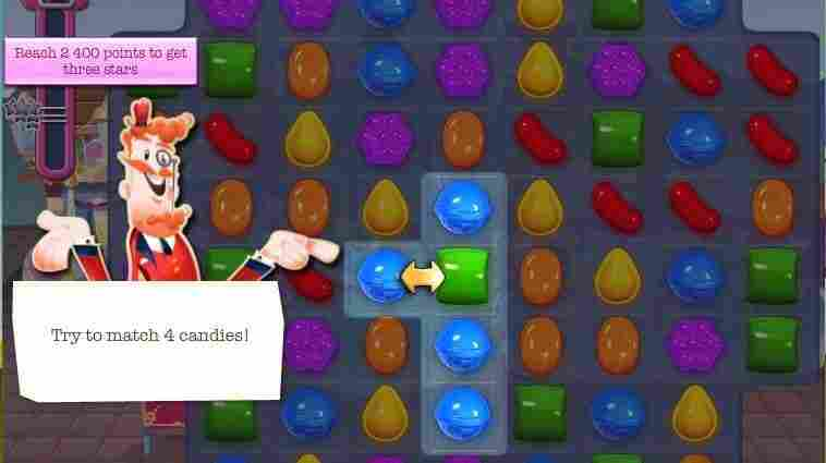 "In Candy Crush, players swipe the screen to line up pieces of ""candy."" So why do we get hooked?"