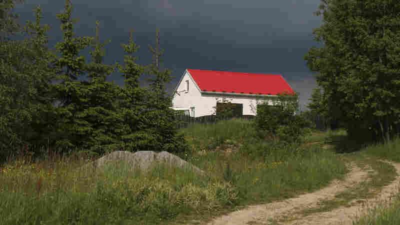 A farmhouse
