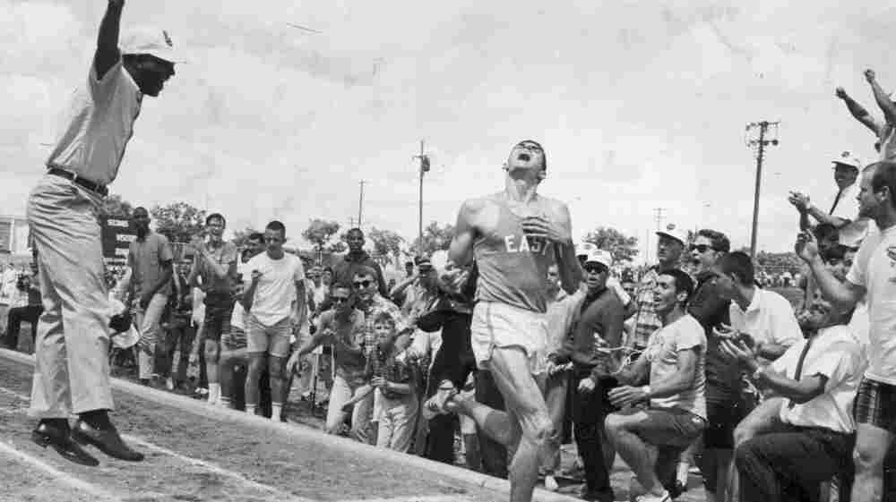 A Campaign To Bring Back 'America's Distance': The 1-Mile Race