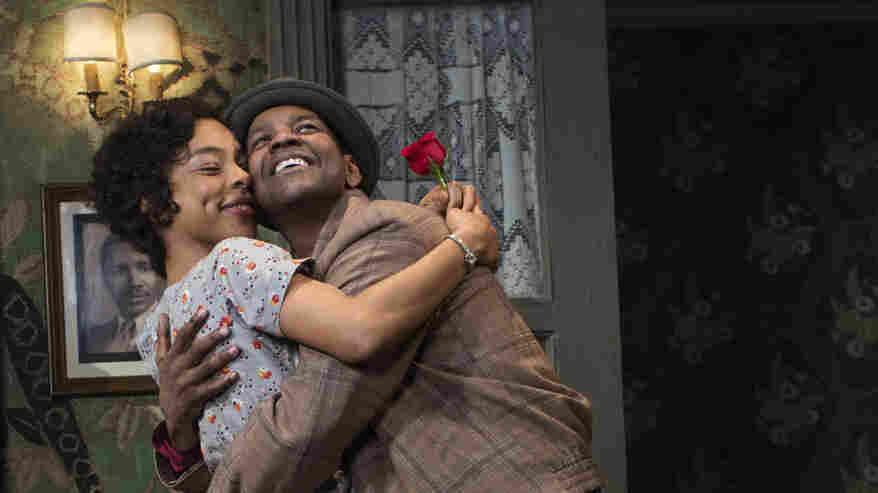 Denzel Washington plays Walter Lee, th