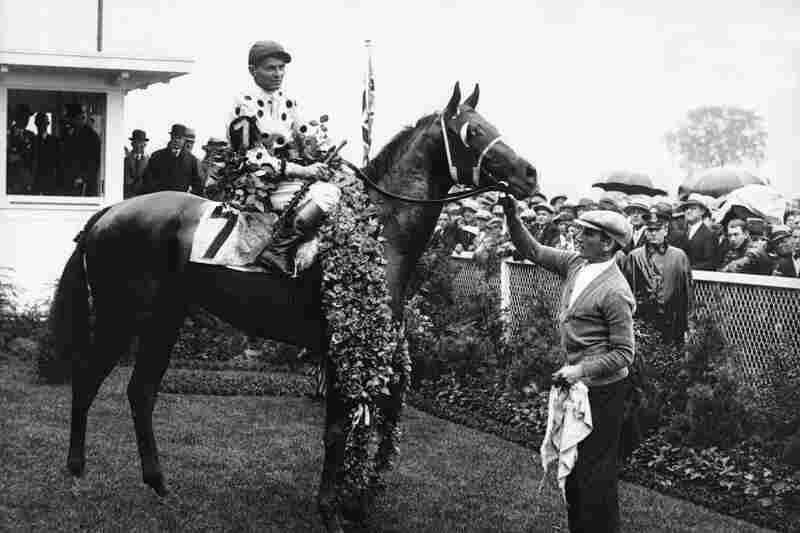 "Gallant Fox and jockey Earl Sande — known as ""The Earl of Sande"" — won the Kentucky Derby in 1930."