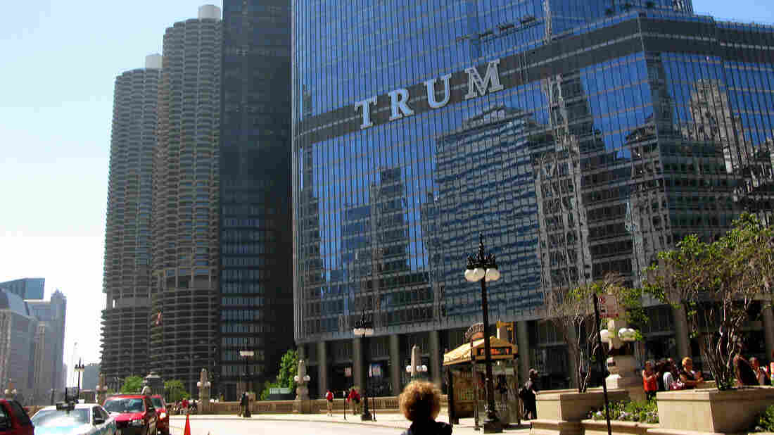 Chicagoans aren't annoyed by The Trump International Hotel and Tower so much as by the New Yorker who's having his name emblazoned on its side.
