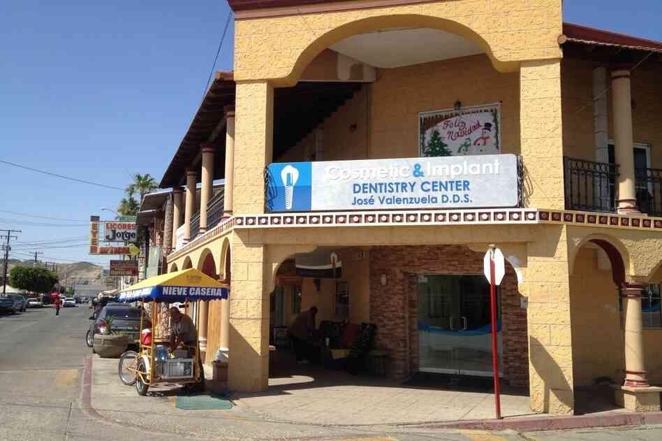 Fast Cheap Dental Work Makes Mexican Town A Tourist
