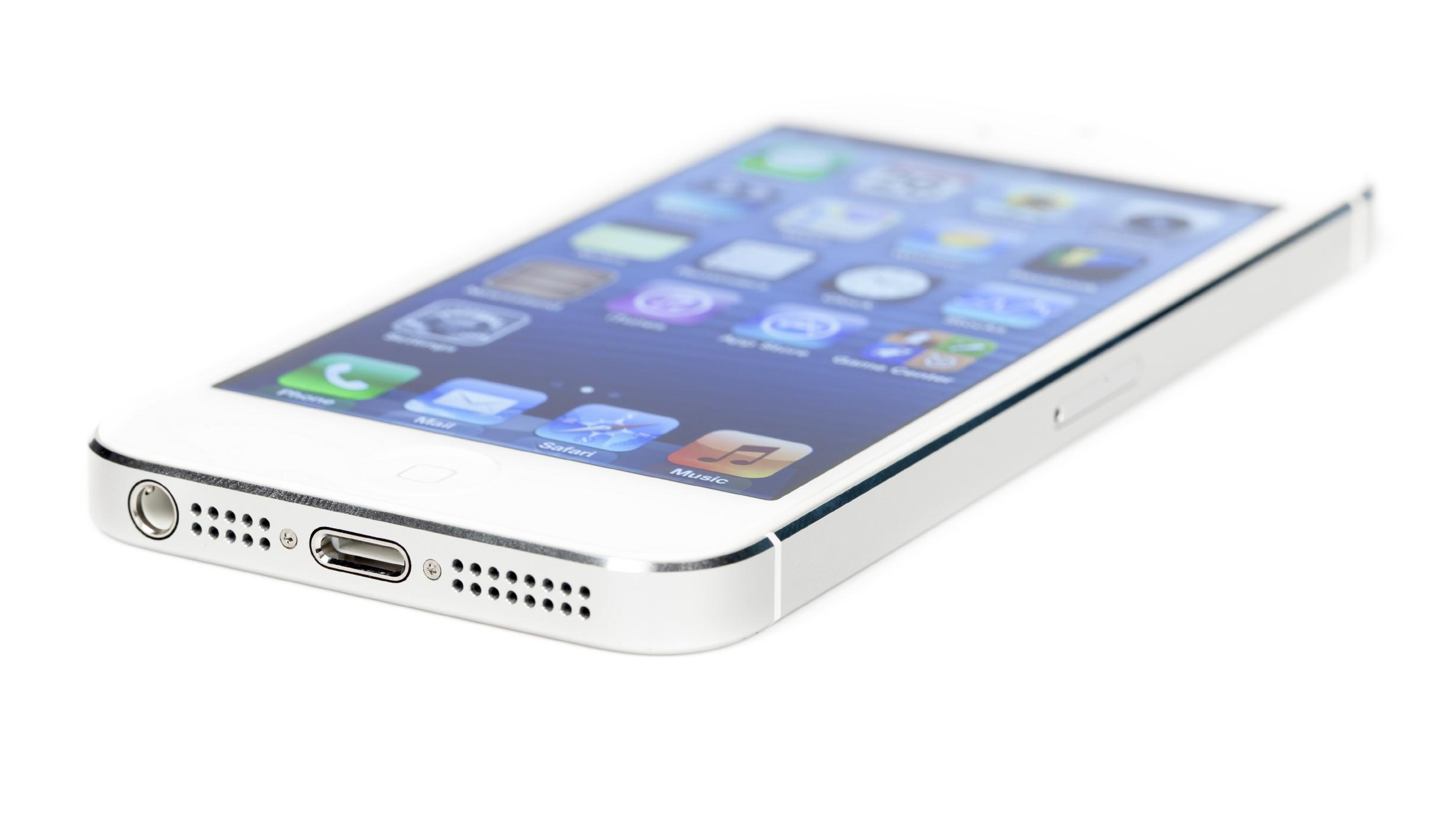 Apple Jacks The Headphone Port