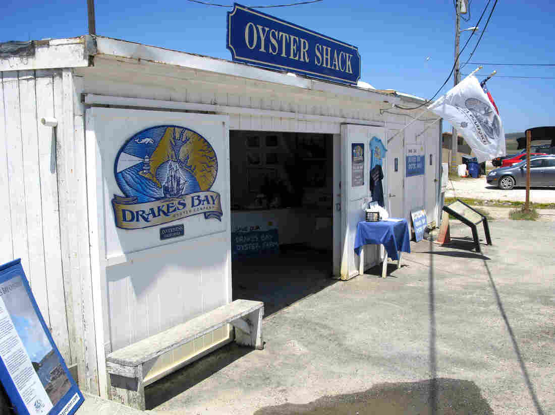 The Drakes Bay Oyster Farm caters to local residents and restaurants. But unless its lease is renewed, its days are numbered.