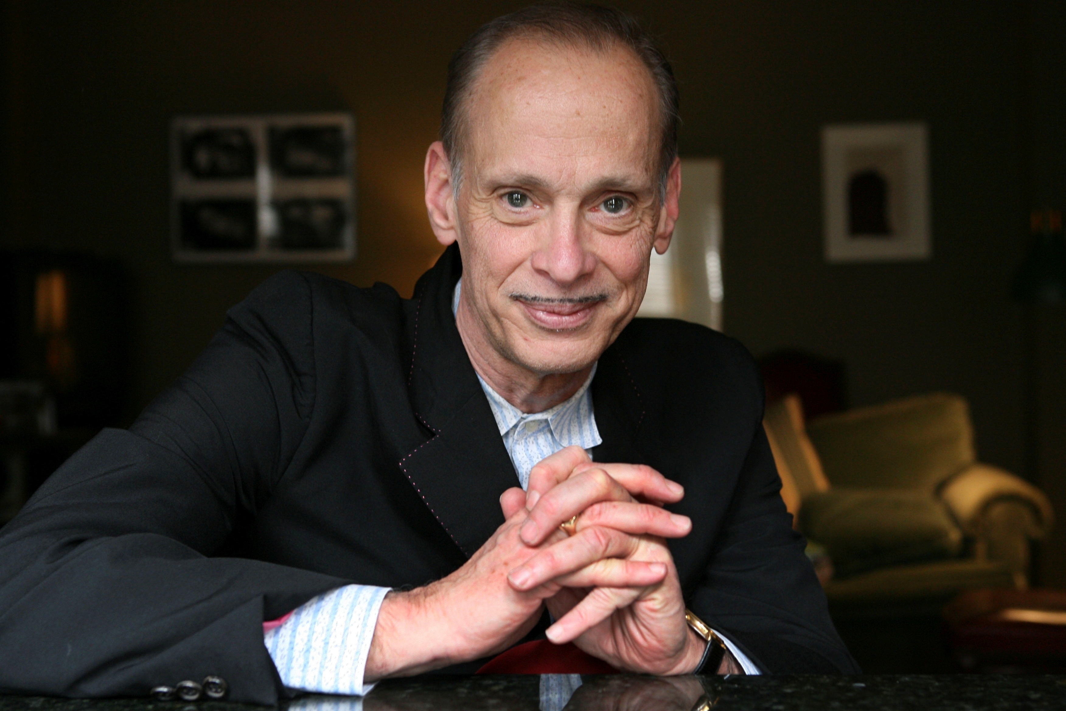 John Waters Hitchhikes Across America, And Lives To Write About It