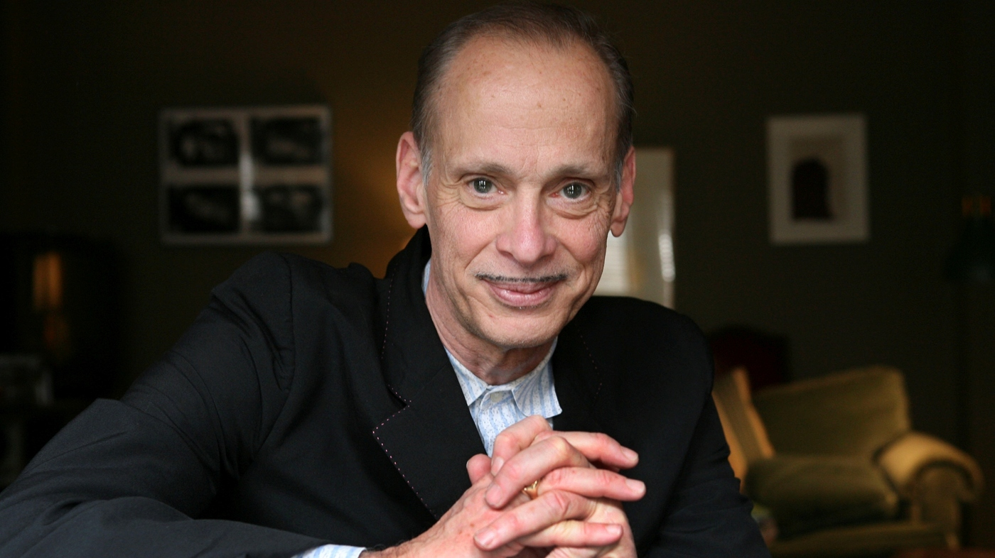 John Waters Hitchhikes Across America, And Lives To Write About It : NPR