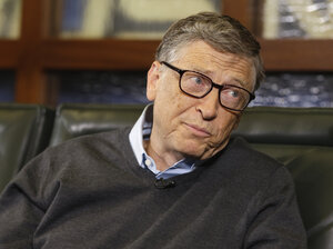 The Bill and Melinda Gates Foundation was instrumental in the development and adoption of the Core standards.