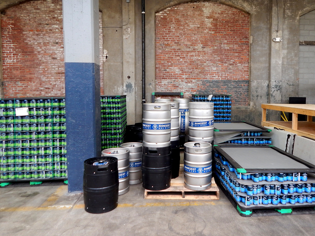 Rhinegeist in Cincinnati distributes its canned Truth, Cougar and Zen brews around southwest Ohio.