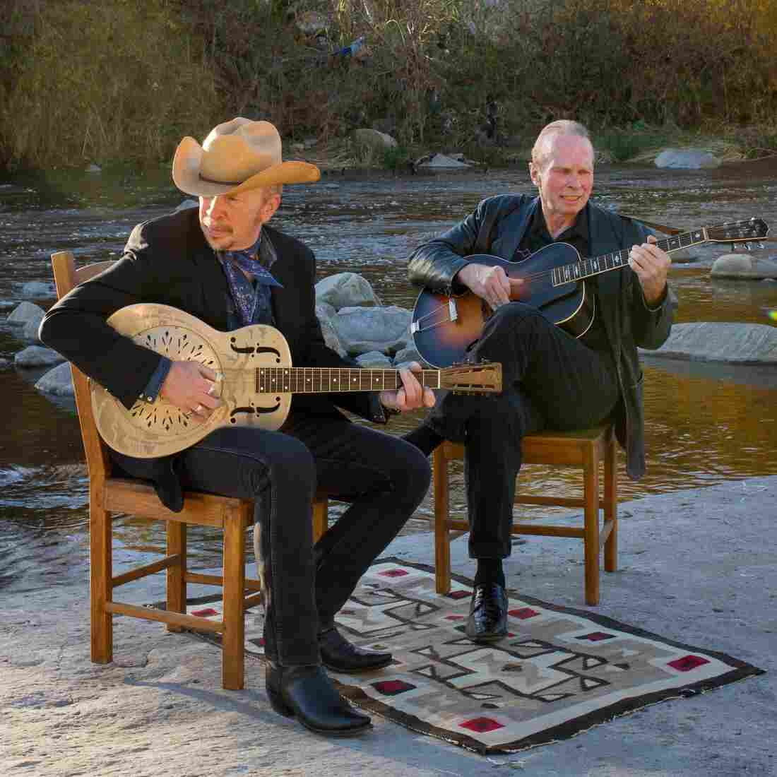 Dave and Phil Alvin.