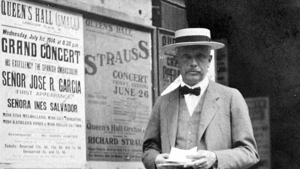 The Composer As Sphinx: A Richard Strauss Puzzler