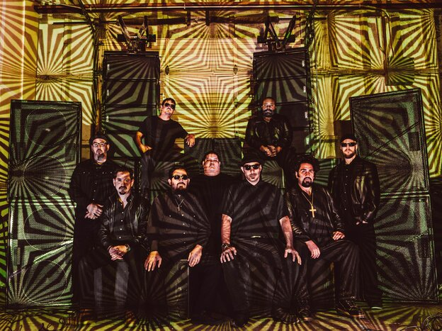 Brownout's new album, Brownout Presents Brown Sabbath, comes out June 24.