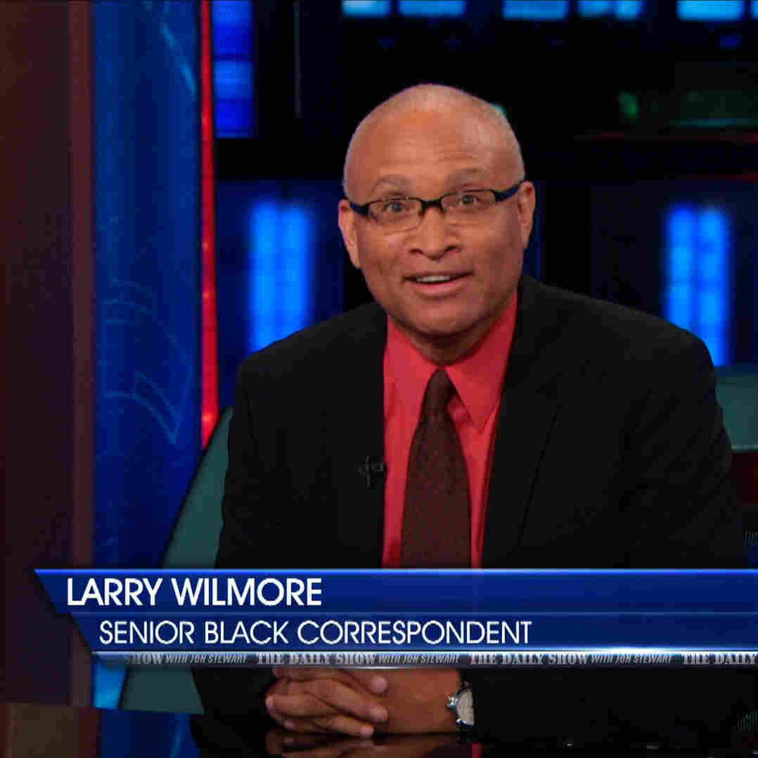 """When I'm working on The Daily Show, I understand that I'm having a dialogue with the audience about something that is pretty charged,"" says Larry Wilmore. ""And I'm always trying to work on: What is this really about?"""