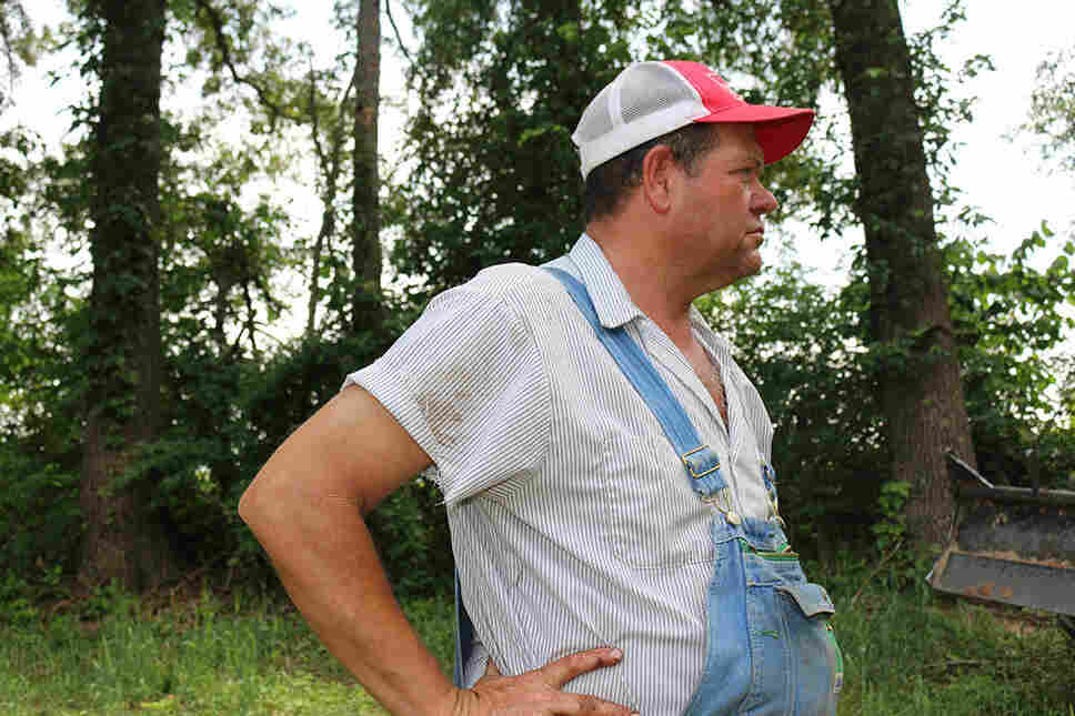 Michael Redfern's family has been logging Tennessee forests for four generations. But it's hard, dangerous work in a volatile industry, so fewer young people are pursuing the trade.