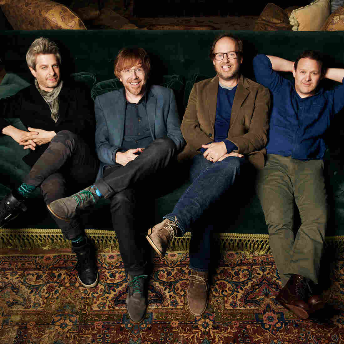 First Listen: Phish, 'Fuego'