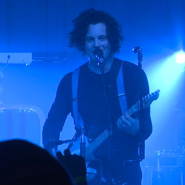 Jack White - Live in Los Angeles (At The Fonda Theatre) (2014) (Full Concert) [Alternative Rock]