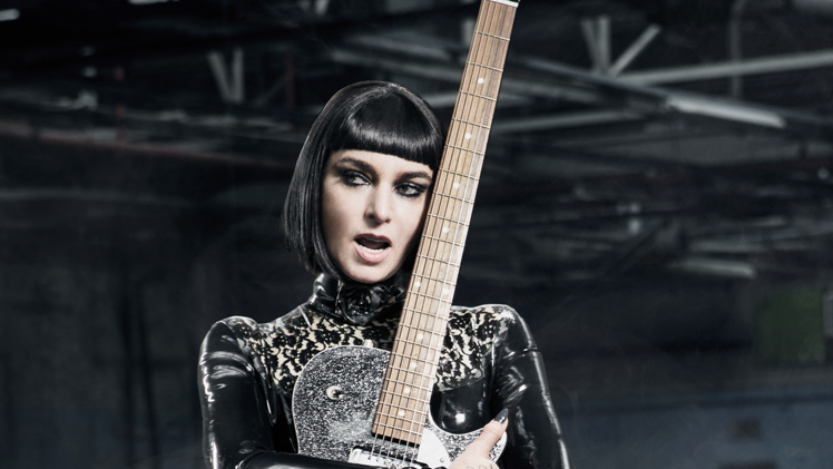 Song Premiere: Sinead O'Connor, 'Take Me To Church'