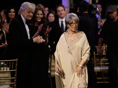 Ruby Dee won a Screen Actors Guild award for American Gangster in 2008.