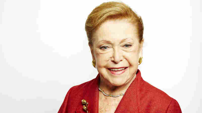 Mary Higgins Clark poses for a portrait on Sept. 25, 2013 in New York.